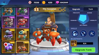 Dank Tanks screenshot 8