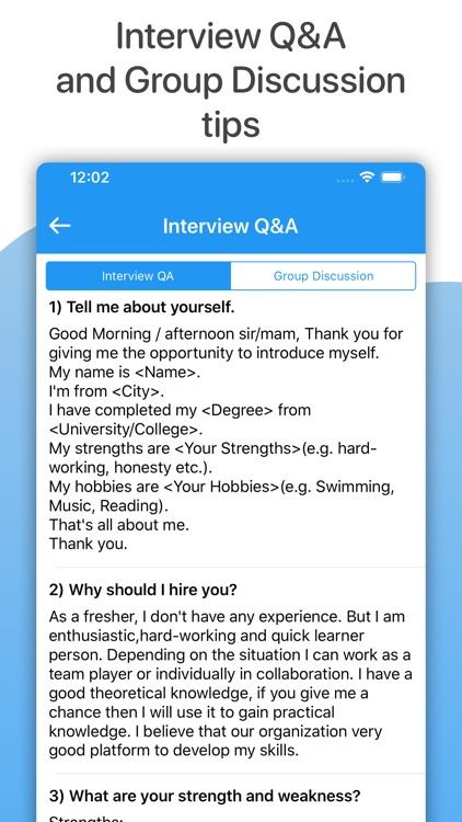 Make My Resume screenshot-9