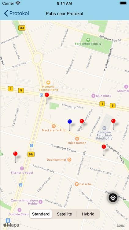 Beer Guide Berlin screenshot-5