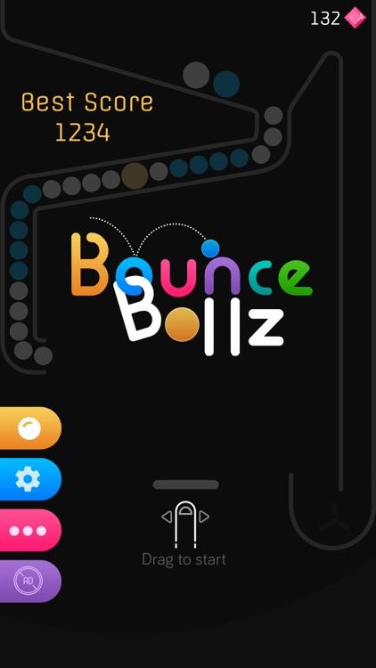 Bouncy Ballz Real Physics screenshot-4