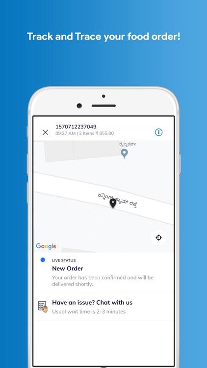 iDeliver - On-demand delivery screenshot-5