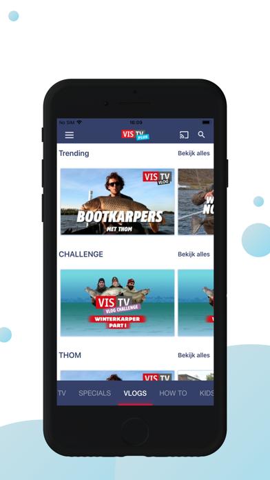 VIS TV Plus screenshot three