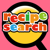 Recipe Search for iPhone - Find your best dish from many recipe sites. icon