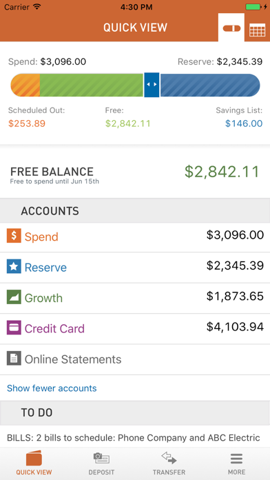 Pnc Virtual Wallet review screenshots