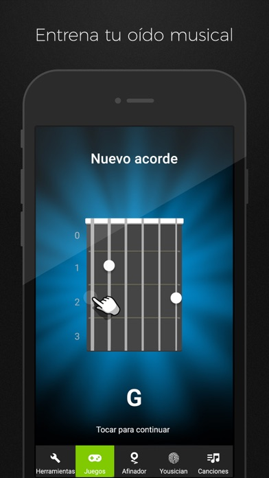 Descargar GuitarTuna: Afinador Guitarra para PC