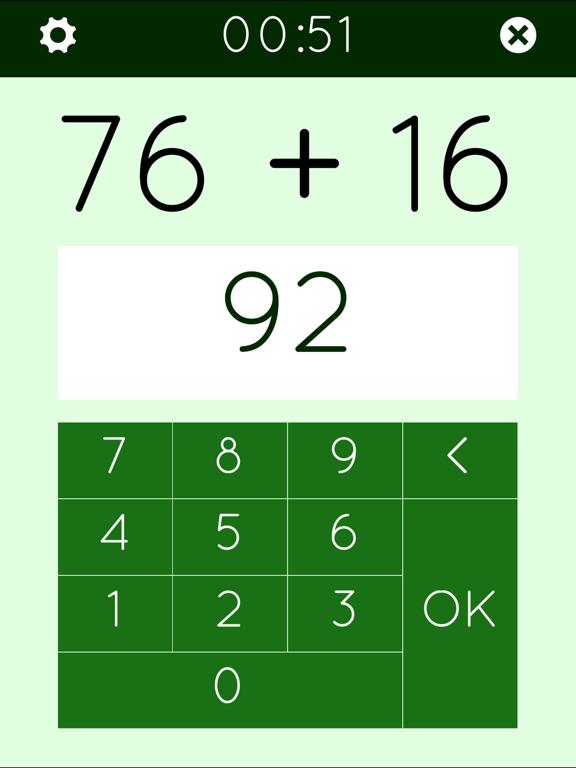 加法数学ゲーム - 完全版のおすすめ画像1