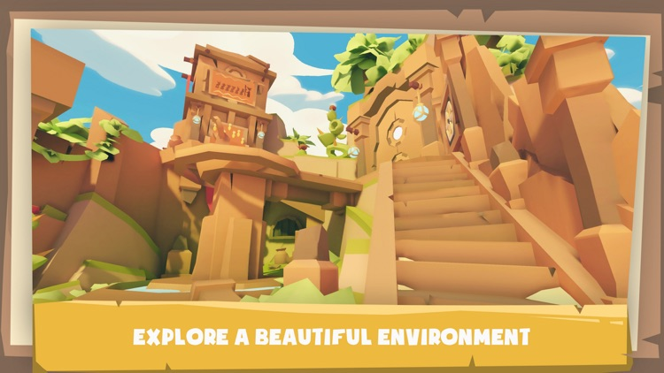 Krystopia: A Puzzle Journey screenshot-0