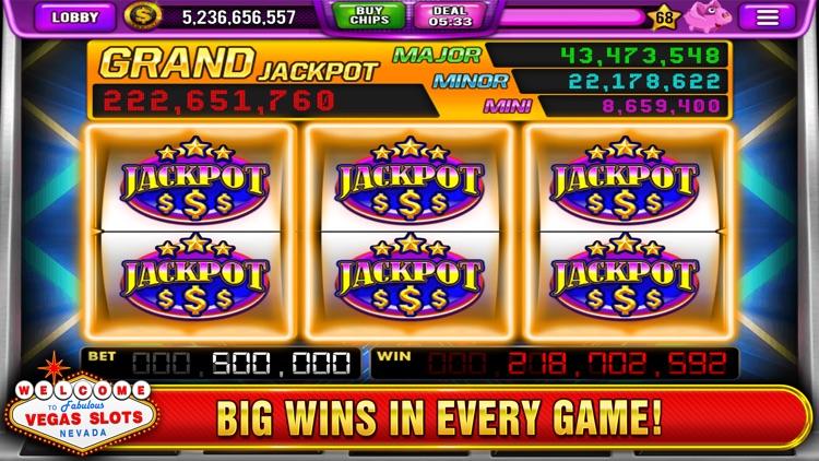 Vegas Slots - Slot Machines! screenshot-9