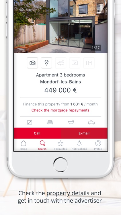 atHome Luxembourg Real Estate screenshot-4