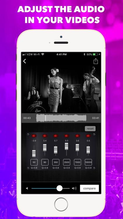 VideoMaster Pro: EQ For Videos screenshot-0