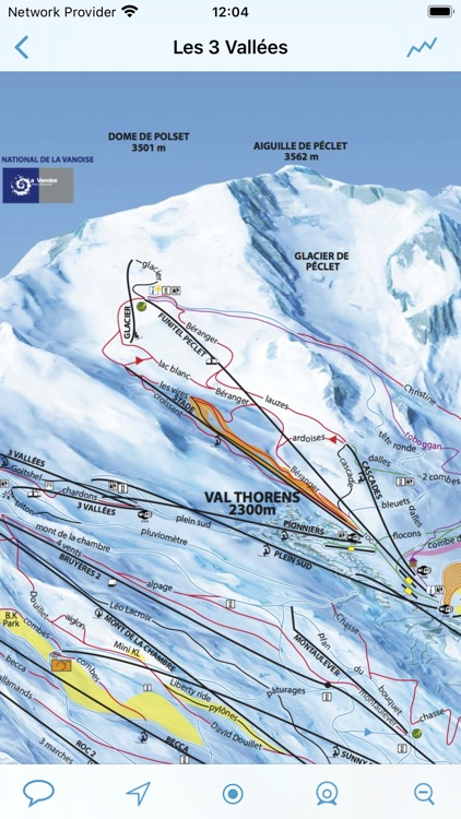 SkiMaps - Download Trail Maps