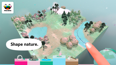 Screenshot for Toca Nature in United States App Store