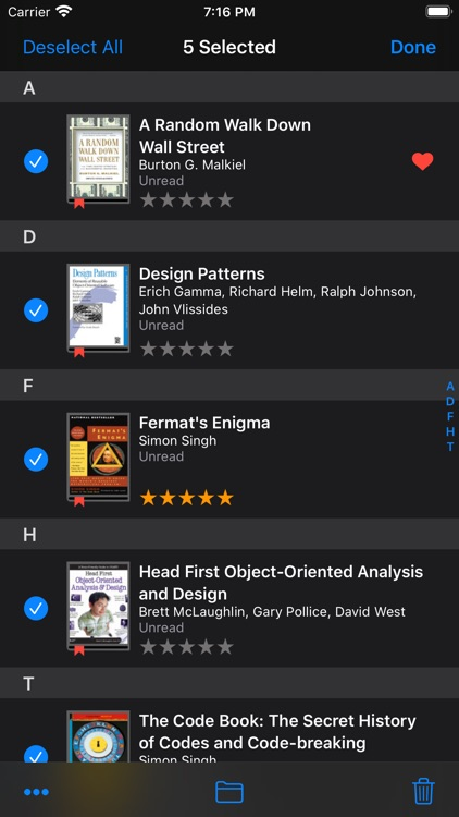 BookBuddy: Library Manager screenshot-4