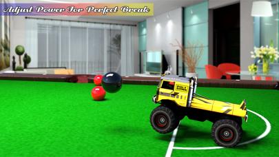 Pool Ball Games: Monster Truck Screenshot on iOS