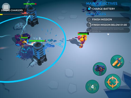 Space Pioneer: Full Gear screenshot 14