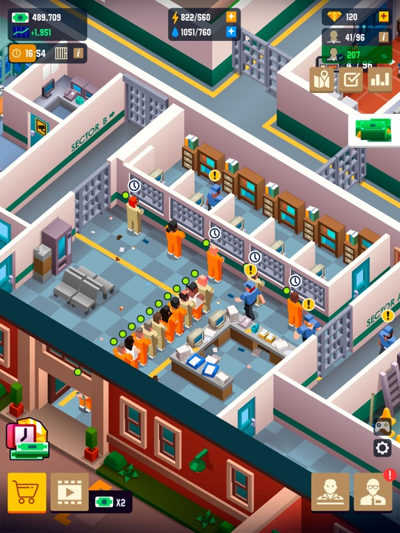 Prison Empire Tycoon-Idle Game screenshot 14