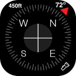 Compass Deluxe Pro - Heading for iPhone & iPad by Camera LLC(TX)
