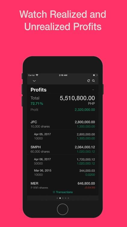 iPhilStocks Plus screenshot-3