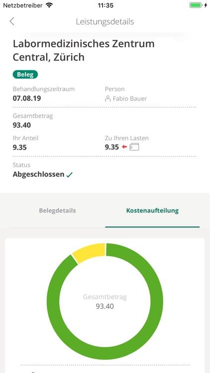Sanitas Portal screenshot-3