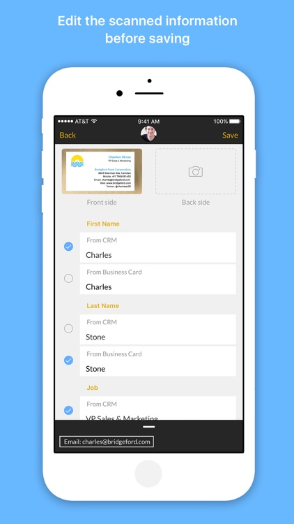 Card Scanner screenshot-2