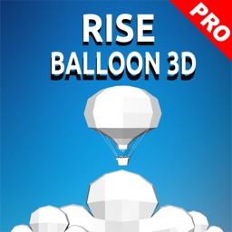 Rise Balloon 3d - Fly High PRO