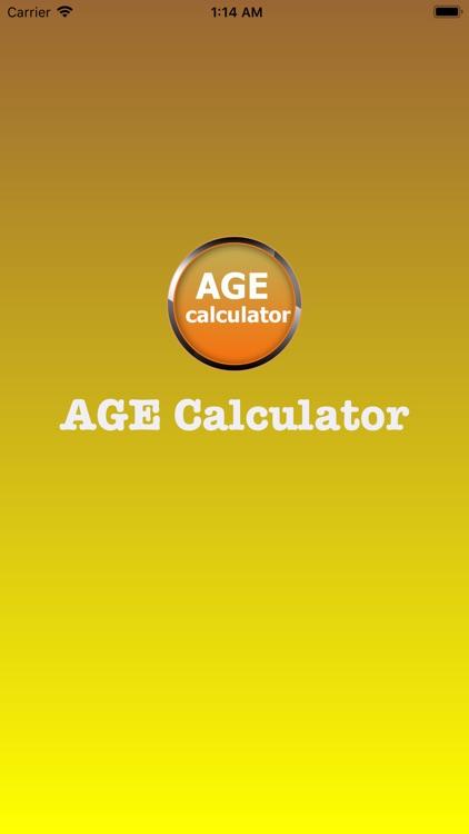 Ages Calculator