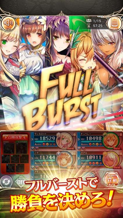 神姫PROJECT A-美少女キャラ×バトルRPG screenshot-4