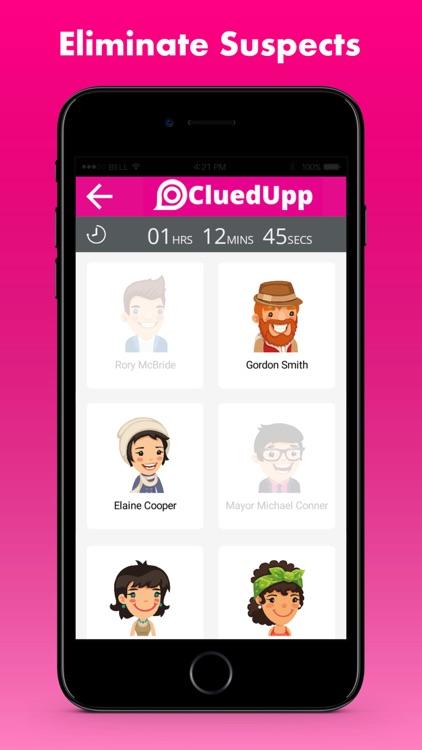 CluedUpp Detective screenshot-4