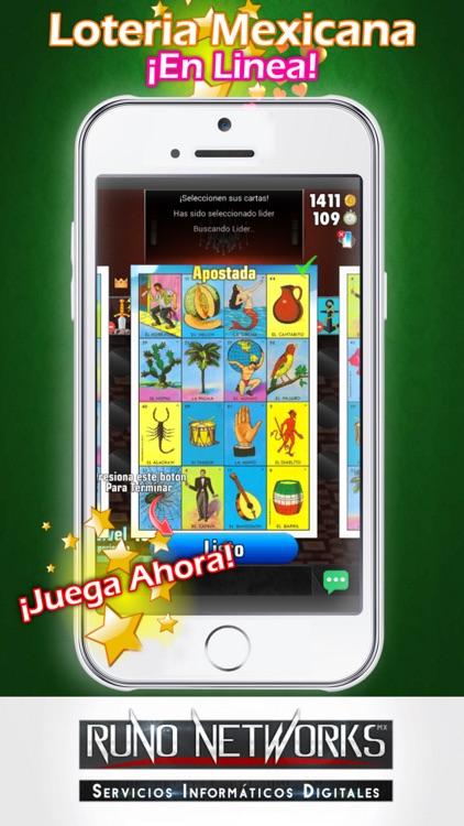 Loteria Mexicana screenshot-3