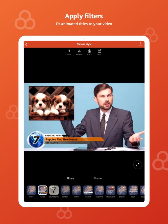 Videoshop EDU - Video Editor screenshot 8