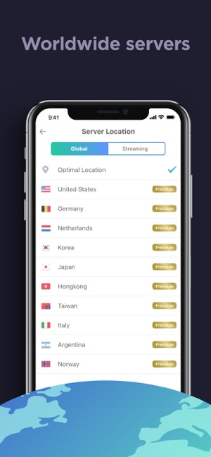 VPN Proxy Master - Super VPN Screenshot