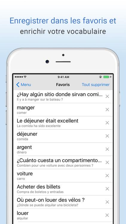 Dictionnaire Français+Espagnol screenshot-3