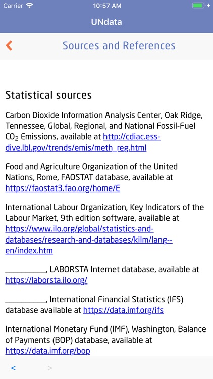 UNdata screenshot-5