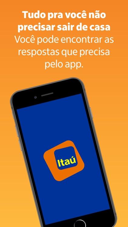 Itaucard: Cartão de Crédito screenshot-0