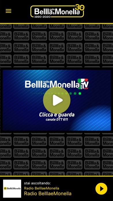 Bellla e Monella Radio screenshot two
