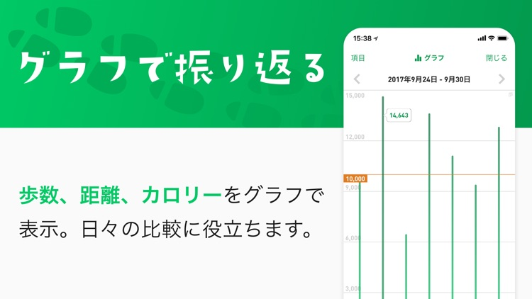 ナビタイムの歩数計アプリ - ALKOO(あるこう) screenshot-6