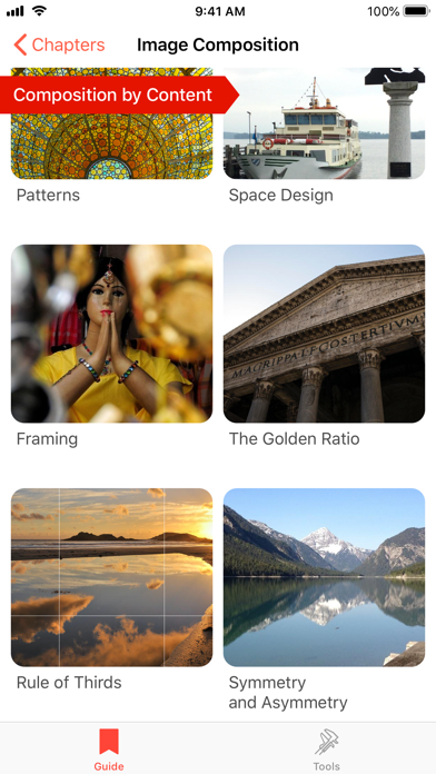 The Photo Guide review screenshots