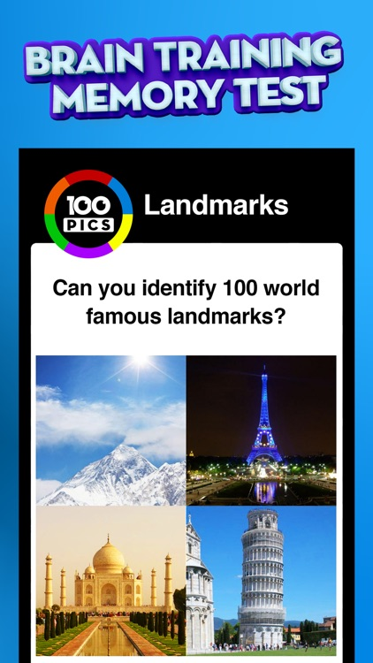 100 PICS Quiz - Picture Trivia screenshot-4