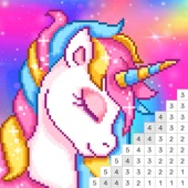 BitColor - Color by number