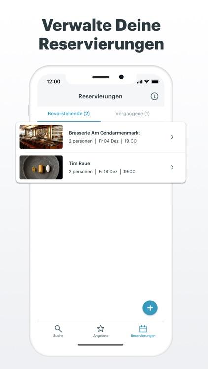 Bookatable by TheFork screenshot-4