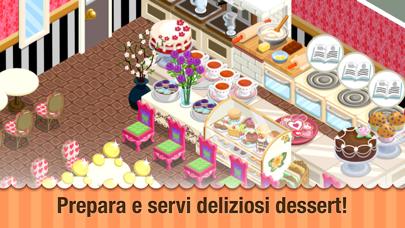 Screenshot of Bakery Story2