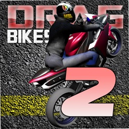 Drag Bikes 2 moto Drag racing