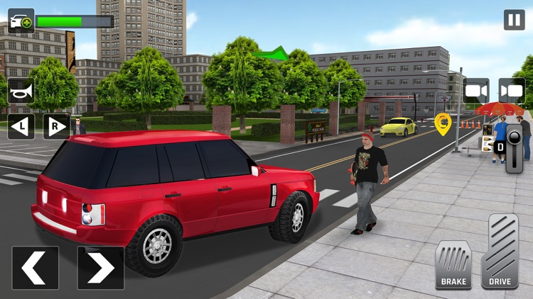City Taxi Driving: Driver Sim screenshot-0
