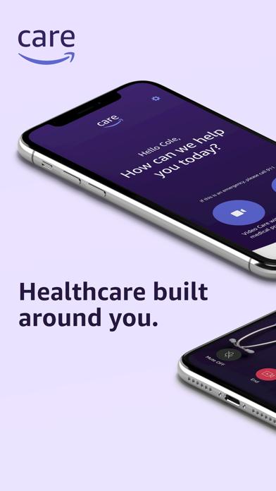 Amazon Care screenshot 1