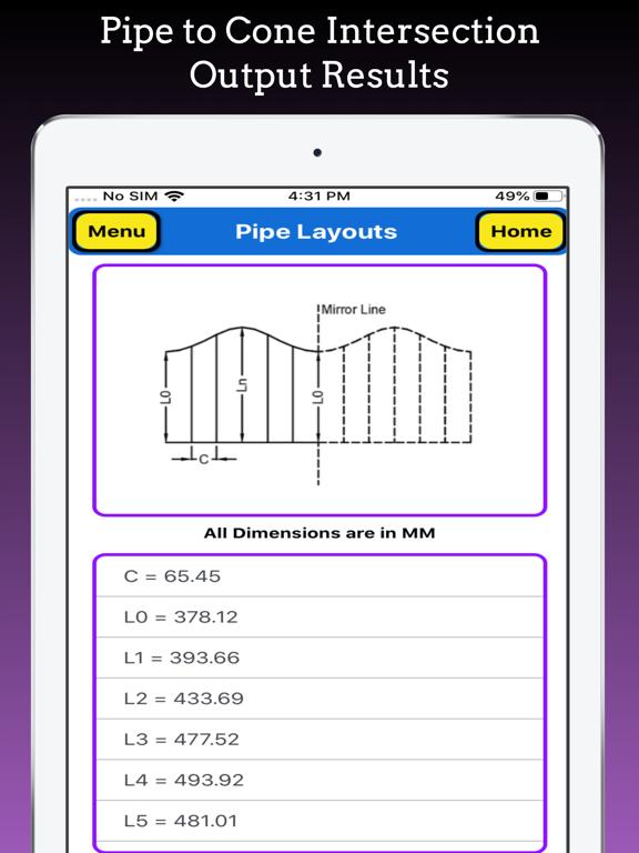 Branch Pipe Layouts Pro screenshot 20