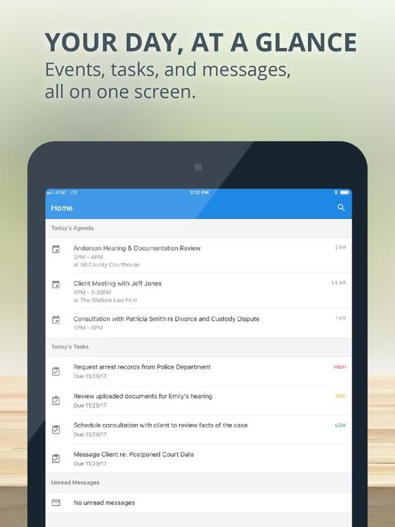 MyCase screenshot