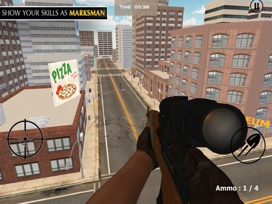 Sniper Strike Robber City screenshot 5