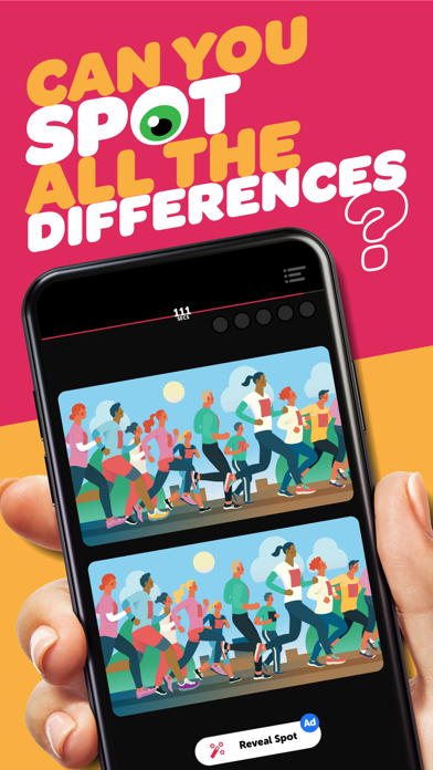 Infinite Differences - Find It screenshot 1