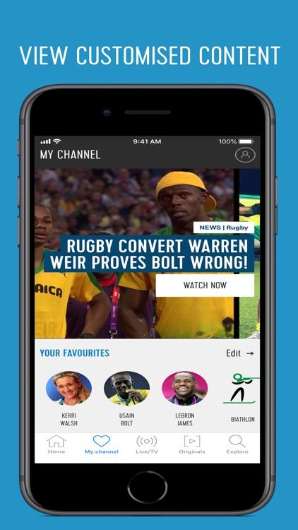Olympic Channel screenshot-5