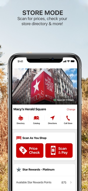 Macy's on the App Store
